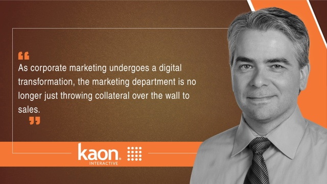 Joshua Smith, CTO & Founder of Kaon Interactive