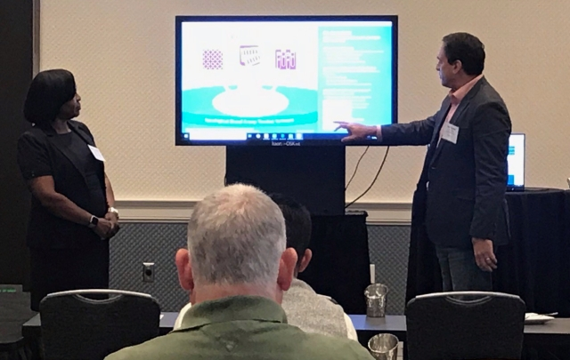 Bio-Rad Laboratories Application Demo at Kaon Regional Seminar in Santa Clara 2019